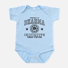 Dharma Swan Infant Bodysuit