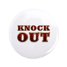 """Christie for President 2016 3.5"""" Button"""