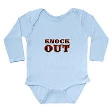 Christie for President Long Sleeve Infant Bodysuit