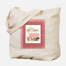 Sweetest Godmother Tote Bag