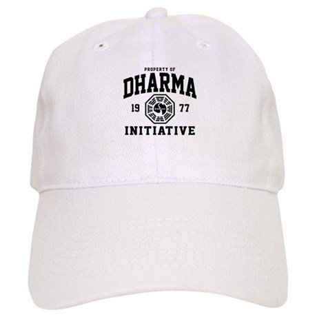 Dharma Initiative Cap