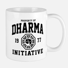 Dharma Initiative Small Small Mug