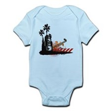 Speaker Tower Infant Bodysuit