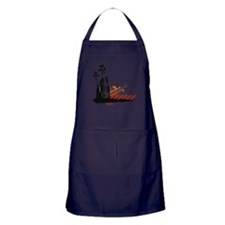Speaker Tower Apron (dark)
