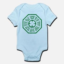 Dharma Luck Green Infant Bodysuit