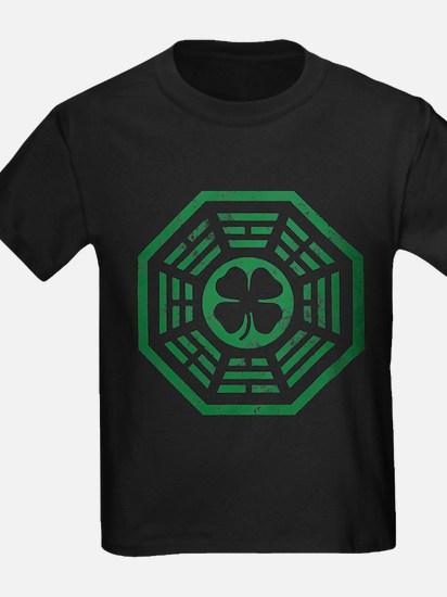 Dharma Luck Green T