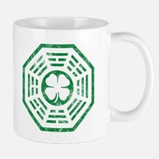 Dharma Luck Green Mug