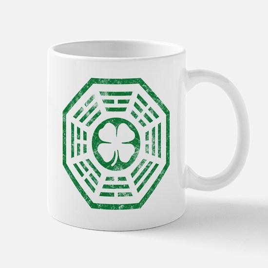 Dharma Luck Green Mug