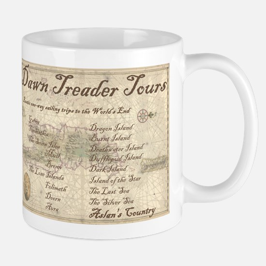 Dawn Treader Tours Mug