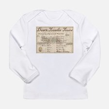 Dawn Treader Tours Long Sleeve Infant T-Shirt