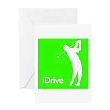 iDrive Greeting Card