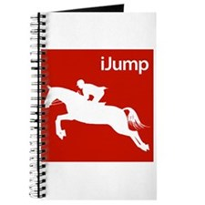 Horsback Riding iJump Silhouette for Equestrians J