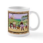 I Be Scottie Captain Top Dog Mug
