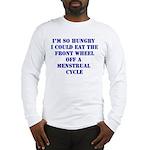Menstrual Cycle Long Sleeve T-Shirt