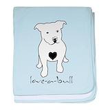 Pit bull Blanket