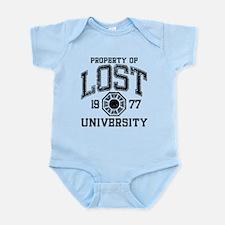 LOST University Infant Bodysuit