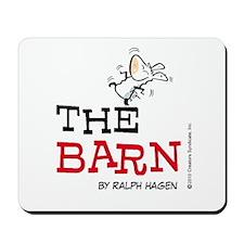 The Barn: Dancing Rory Mousepad