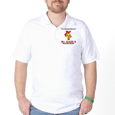 Mr. Cluck's Golf Shirt