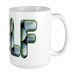 GOLF GREEN Mug