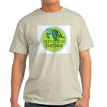 SAVE TURTLES Light T-Shirt