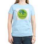 SAVE TURTLES Women's Light T-Shirt