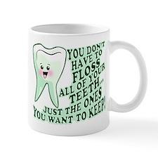 Funny Dental Hygiene Mug