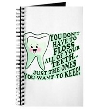 Funny Dental Hygiene Journal
