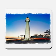 Biloxi Lighthouse Mousepad