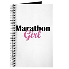Marathon Girl Journal