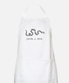 Join Or Die Apron