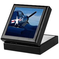 Cute Aviator Keepsake Box