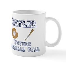 Skyler - Future Baseball Star Mug