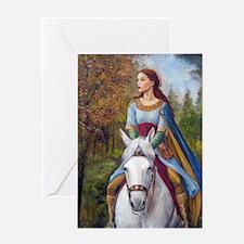 Marian Greeting Card
