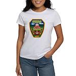 Asheville Fire Department Women's T-Shirt