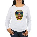 Asheville Fire Department Women's Long Sleeve T-Sh