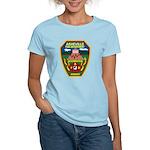 Asheville Fire Department Women's Light T-Shirt