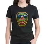 Asheville Fire Department Women's Dark T-Shirt