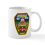 Asheville Fire Department Mug