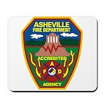 Asheville Fire Department Mousepad