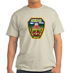Asheville Fire Department Light T-Shirt