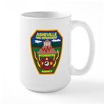 Asheville Fire Department Large Mug