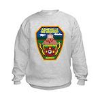 Asheville Fire Department Kids Sweatshirt