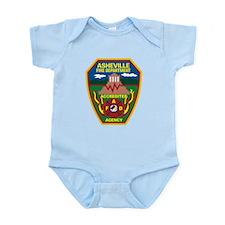 Asheville Fire Department Infant Bodysuit