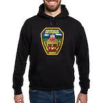 Asheville Fire Department Hoodie (dark)