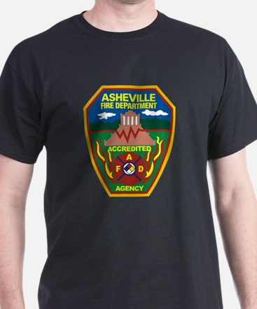 Asheville Fire Department T-Shirt