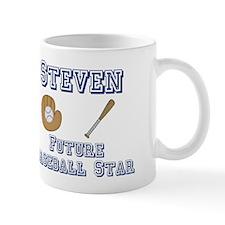 Steven - Future Baseball Star Mug