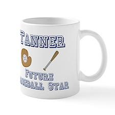 Tanner - Future Baseball Star Mug
