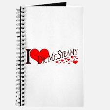 I <3 McSteamy Journal