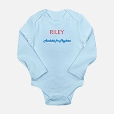 Riley - Available for Playdat Long Sleeve Infant B
