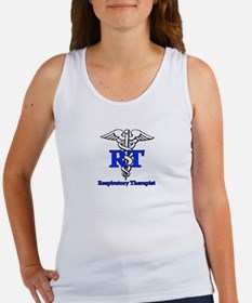 Respiratory Therapist Women's Tank Top